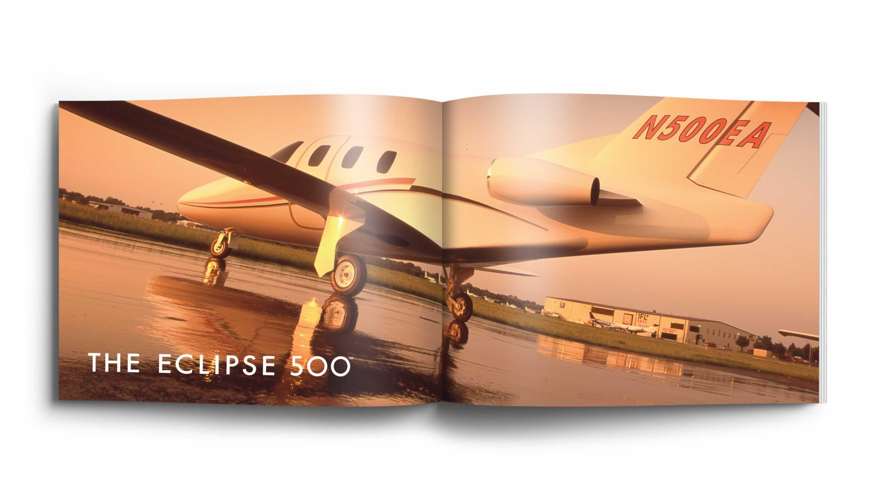 Eclipse Aerospace - Summation