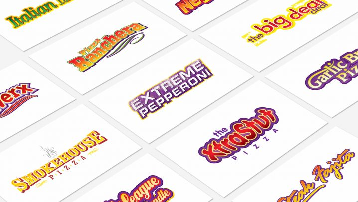 2e48f13979e Prior to Peter Piper Pizza's brand refresh, Summation crafted custom  identities for various campaigns and product offerings.